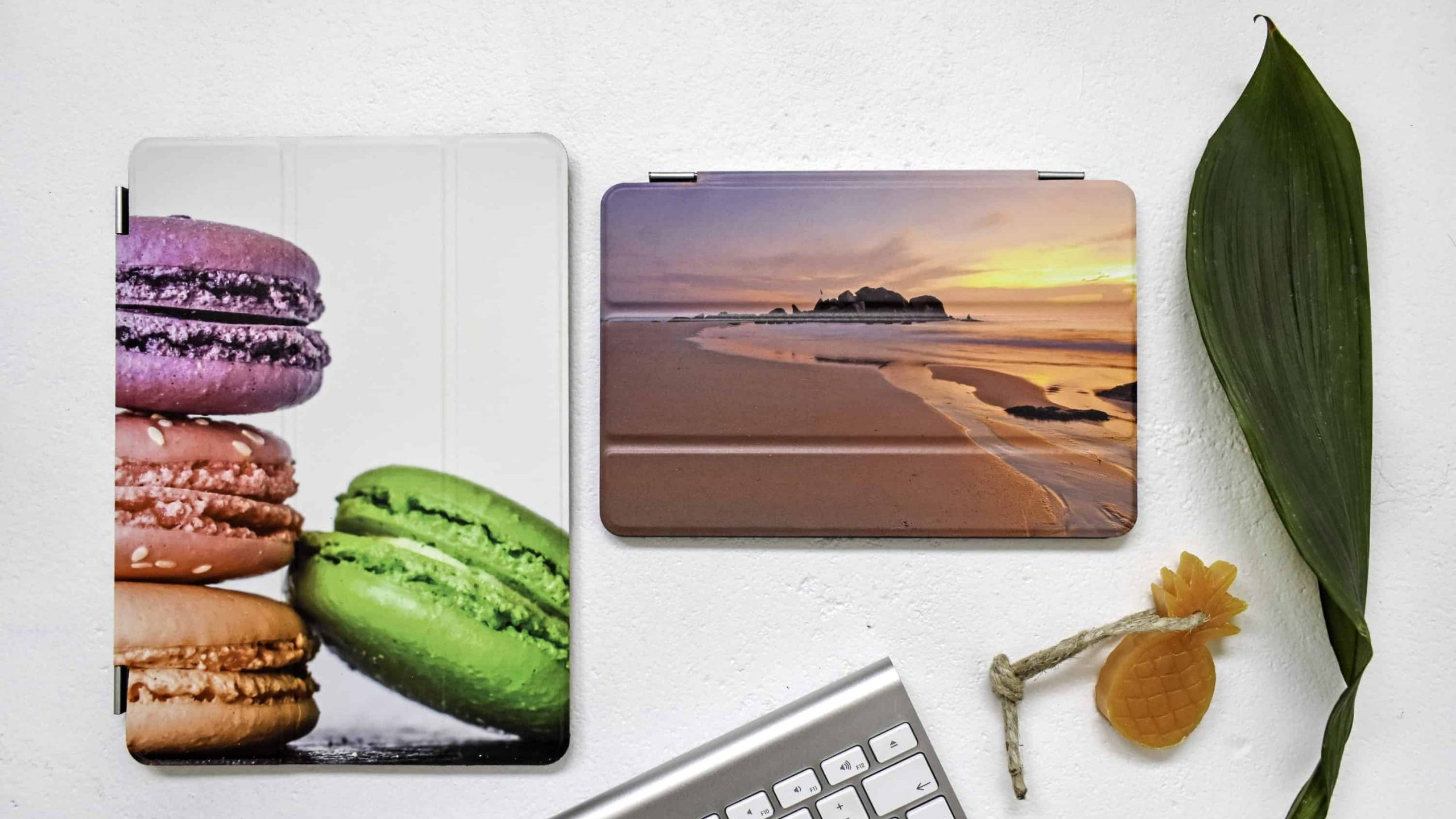 Smart covers for the iPad